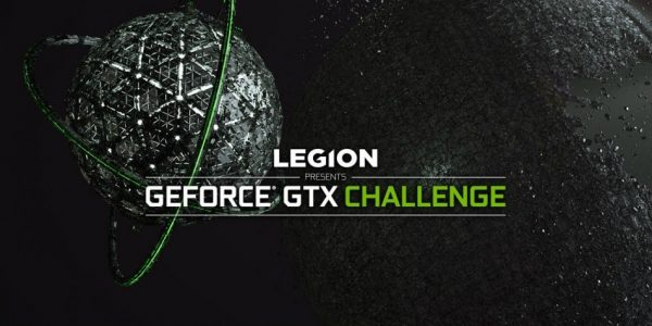 LEGION Geforce GTX Challenge