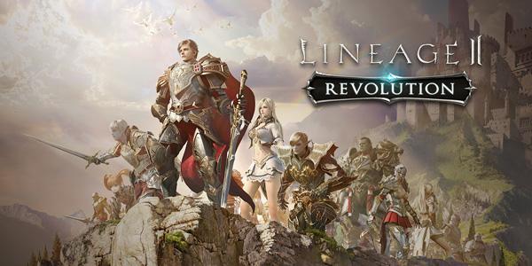 Lineage 2: Revolution Lineage2:Revolution