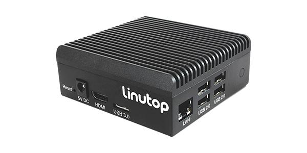 Linutop lance le nouveau PC mini Linux Linutop 6 !