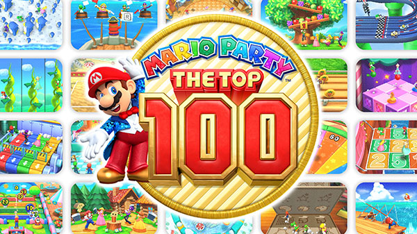 Mario Party : The Top 100 sort le 22 décembre sur Nintendo 3DS !