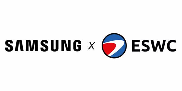 Samsung Electronics France s'engage dans l'eSport en s'associant à l'ESWC !