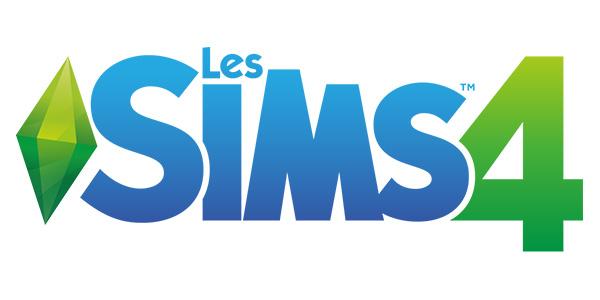 Les Sims 4 Logo