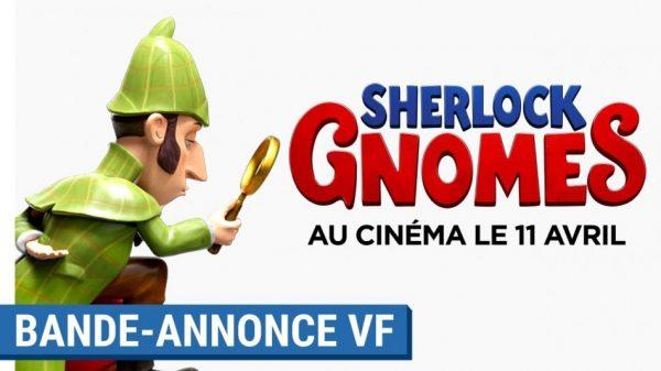 Sherlock Gnomes – Nouvelle affiche teaser !