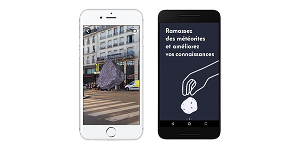 Le Muséum national d'Histoire naturelle lance l'application MeteorQuest !