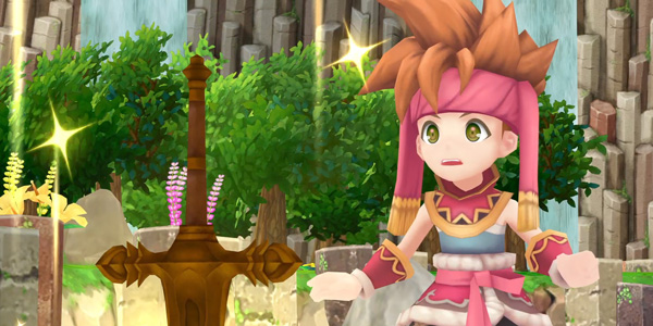Secret Of Mana – Une version physique PlayStation 4 sera disponible !
