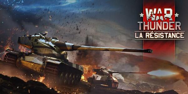 War Thunder La Résistance