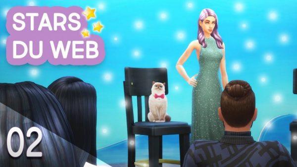 Les Sims 4 - Stars Du Web 2