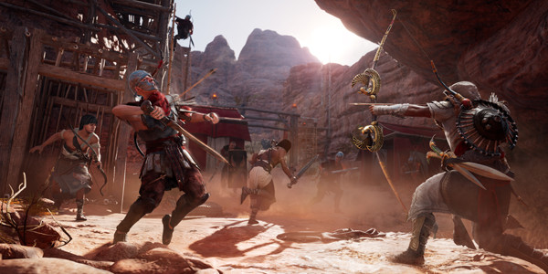 Assassin's Creed Origins – The Hidden Ones sera disponible le 23 janvier !