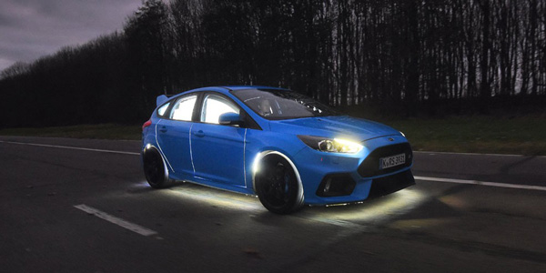 Buzz Car Ford Focus RS