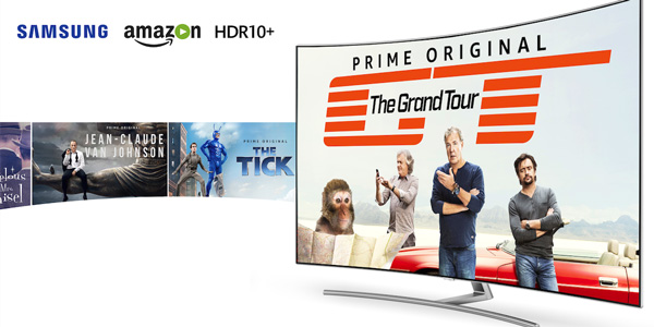 HDR10+ Samsung Amazon Prime Video