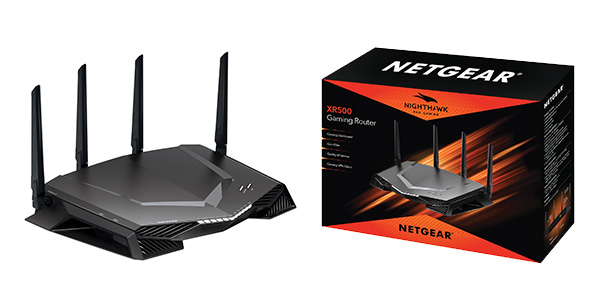 CES 2018 – NetGear lance le Nighthawk Pro Gaming !