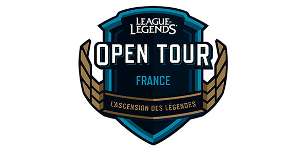 Open Tour eSport - League of Legends - Riot Games
