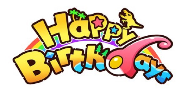 Happy Birthdays s'invitera sur Nintendo Switch en 2018 !