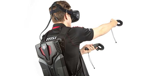MSI – Le VR One remporte un iF Design Award 2018 !