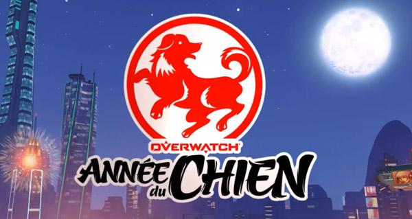 Overwatch Année du Chien