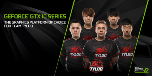 GeForce Esports - Tyloo - CS Go