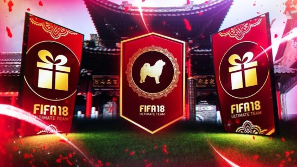 FIFA 18 - Nouvel an chinois