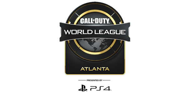 La Call of Duty World League revient à Atlanta ce week-end !