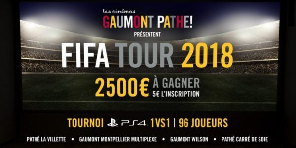 FIFA Tour 2018