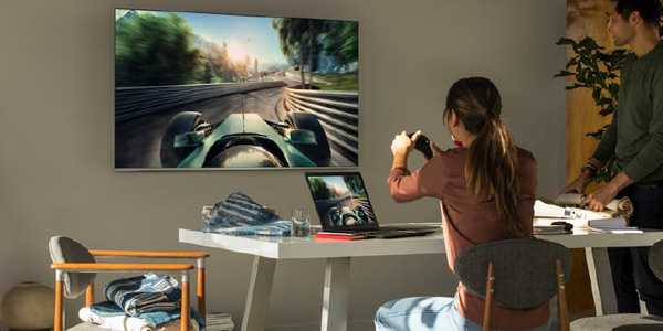 QLED TV Samsung Gaming 2018