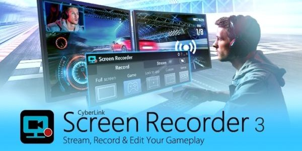 CyberLink Screen Recorder 3