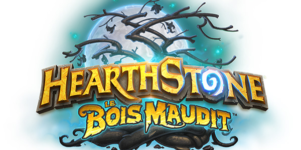 The Witch wood Hearthstone Le Bois Maudit