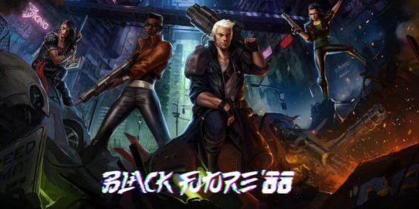 Black Future '88 Black Future '88