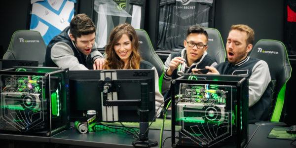NVIDIA ouvre la GeForce Academie du jeu !