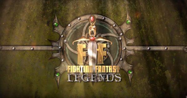 Nomad Games Fighting Fantasy Legends