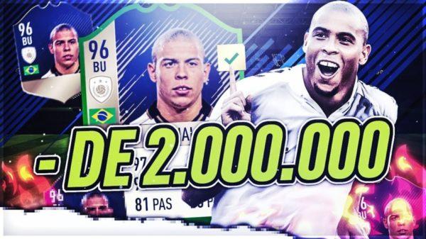 FIFA 18 – AxoSkill débloque Ronaldo R9 !