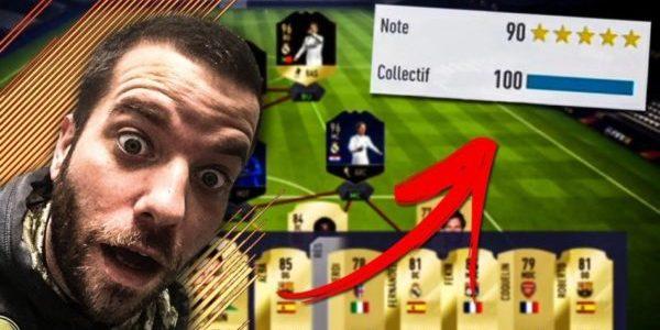 FIFA 18 – Une draft à 190 de note !