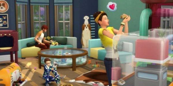 Les Sims 4 Premier animal de compagnie