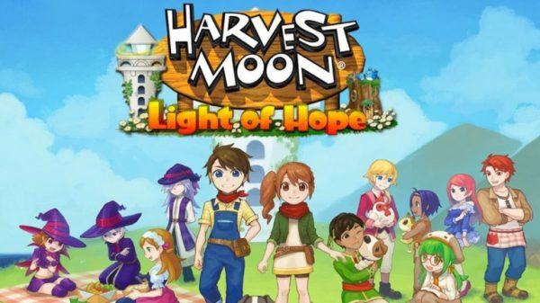 Harvest Moon: Lumière d'Espoir