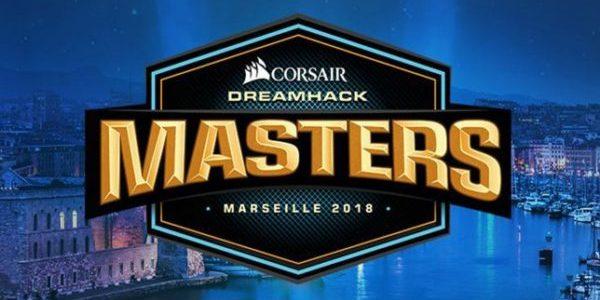Corsair Dreamhack Masters Marseille