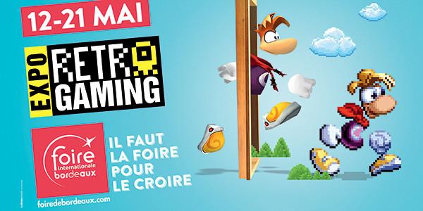 Expo « Rétro Gaming » Bordeaux