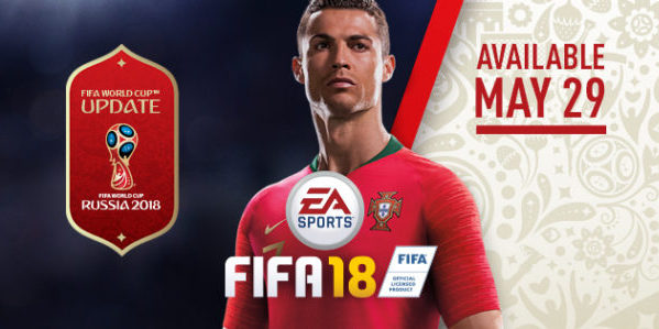 FIFA World Cup Russia 2018 - Coupe Du Monde 2018 - FIFA 18 World Cup