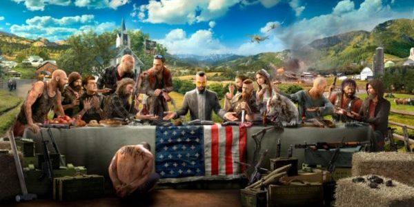 Far Cry 5 RTK FarCry 5