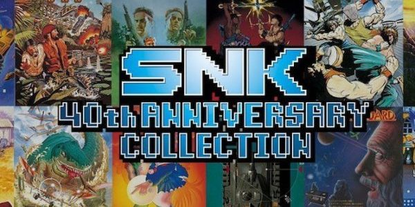 SNK 40th Anniversary Collection s'annonce sur Switch !