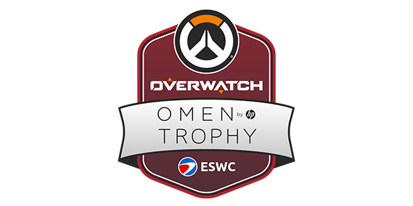 eSport – OMEN BY HP et ESWC annonce Overwatch OMEN by HP Trophy !