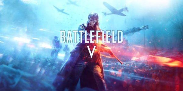 BATTLEFIELD 5 BATTLEFIELD V