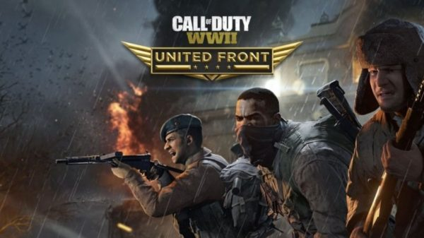 Call of Duty : WWII - United Front