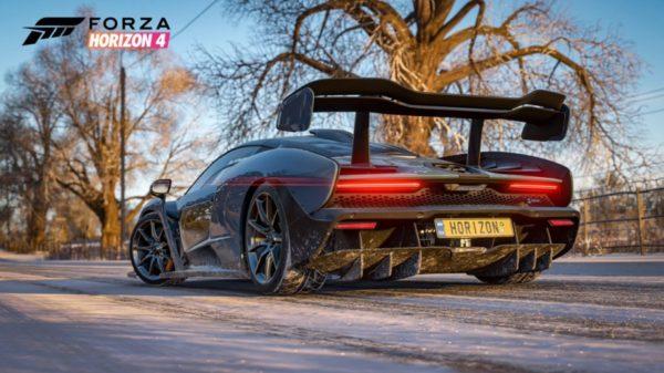 Forza Horizon 4 RTK