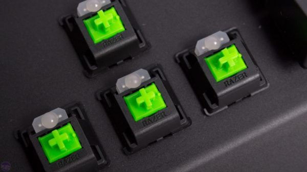 Les switchs Mécaniques Razer arrivent sur les claviers des fabricants tiers !