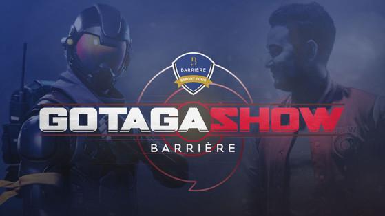 Gotaga Show Barrière – Plus de 240 000 viewers simultanés !