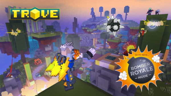 Trove : Bomber Royale