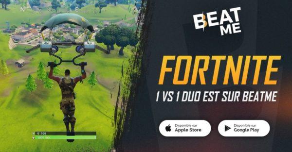 BeatMe Fortnite 1V1