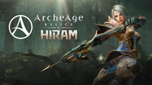 ArcheAge : Relics of Hiram