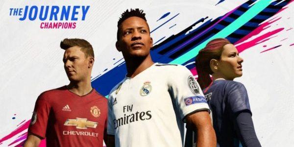 FIFA 19 - Alex Hunter - Aventure : Champions - The Journey