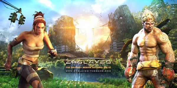 Vidéo Test : Enslaved odyssey to the west (360)