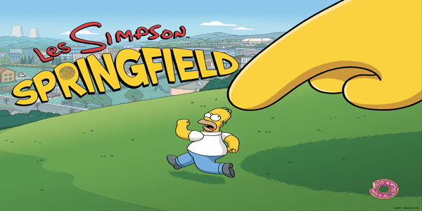 Vidéo Test : Les Simpson – Springfield Halloween (iPhone)